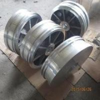 Buy cheap Aluminium Piston Body For Reciprocating Oil-free Lubricating CNG Compressor product