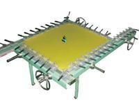 Buy cheap Plate-making, UV, drying equip High precision mechanical net machine product