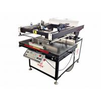 Buy cheap Clothing, footwear printing eq Oblique arm type printing machine product