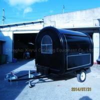 2014 Individual Mobile Popsicle & Food & Other Snacks Trailer Business XR-FC250 D