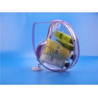 Buy cheap Purples gift transparent pvc jewelry bag product