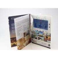 Buy cheap Video Greeting Card 4.3 inch Video Booklet product
