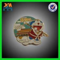 Promotional gifts Metal enamel badge and custom made badge pin