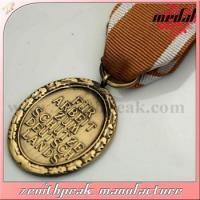 Buy cheap custom finisher medals product