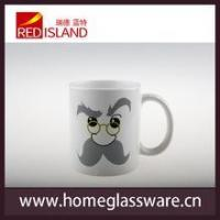 Buy cheap 11oz ceramic mug with decal product