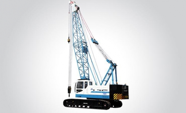 how to build a hydraulic crane