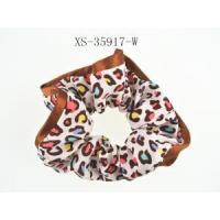 Buy cheap Magazine Advertising Printed LOGO Scrunchy product