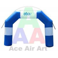 Buy cheap 3A-AS21commercial applied inflatable arch door for sale product