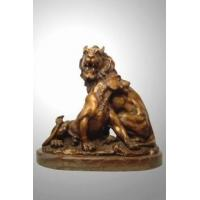 Buy cheap Bronze Statue - One pair of Lions TPM-132 Mode: TPM-132 product