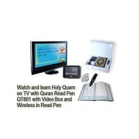 Buy cheap Wireless Islamic Gift 8GB Memory Digital Quran Pen Reader with Video Box(QT801) product