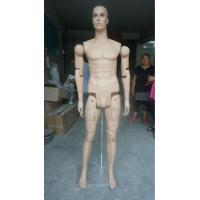 USD180 movable adjustable joints male and female mannequins
