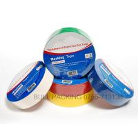 Buy cheap Crepe paper masking adhesive tape , heat resistant masking tape China supplier product