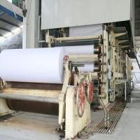 Buy cheap Manufacture of 1575mm Writing Paper/ Printing Paper Making Machine for 5T Per Day product