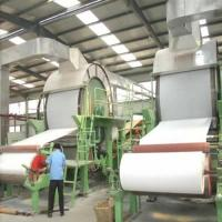 Buy cheap Manufacture of 2880mm Toilet Tissue Paper Making Machine for 20T Per Day product