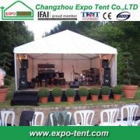 Buy cheap 20x20ft steel frame party tent Model No.:SLP-6 product
