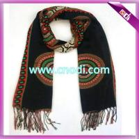 Buy cheap Polyester scarf from wholesalers