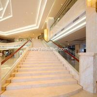 Buy cheap Stone Stairs Golden Spider Marble Sta product