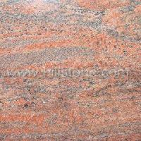 Buy cheap Stone Colors Multicolor Red Granite product