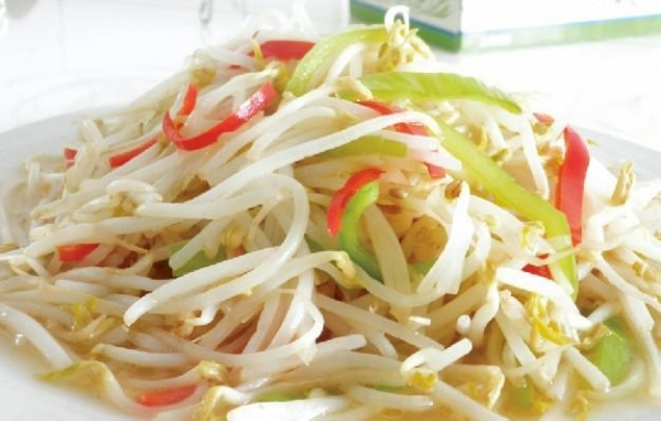 how to clean mung bean sprouts