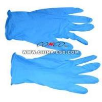 Buy cheap Cleanroom Nitrile Gloves from Wholesalers