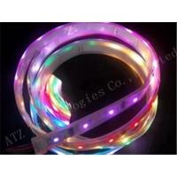 Buy cheap Flexible SMD 5050 RGB LED Strip Light Addressable Full Color product