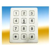 Buy cheap stainless steel keypad K6 from Wholesalers