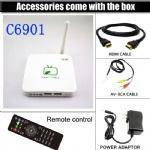 Buy cheap C6901 Chinese HD live tv channels iptv box,Hongkong,Macao,Taiwan channels product