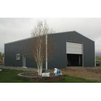 Metal Structure Prefab Shed Building