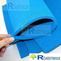 China FC-30: Heat Resistant Silicone Sponge Sheet For Pressing Machine on sale