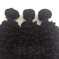 Buy cheap Brazilian Deep Curly Bundle Deals from wholesalers