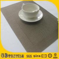 Buy cheap place mats woven placemat product