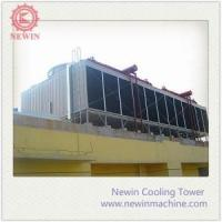 Buy cheap Fiberglass Cross Flow Cooling Tower NST-300 product