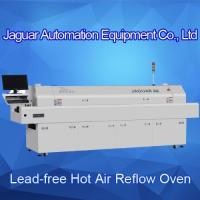 Buy cheap SMD Lead Free Reflow Oven Machine A6 Series lead-free reflow ovens product