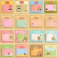 OF455 Sticker Memo Pad