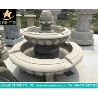 China Landscaping Stones Garden fountain Water Features Floating Ball Fount on sale