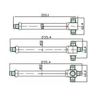 Buy cheap Power Splitter/Divider 800-2500MHz Cavity Power Splitter product