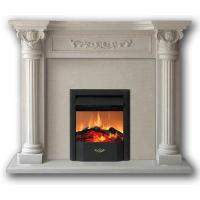 Buy cheap stone fireplaces surrounds Model NoZC-F011 product