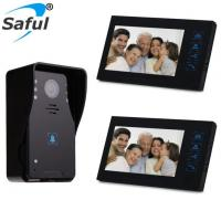 Buy cheap TS-806MJ12N Wired Video Door Phone Intercom, Night Vision, Unlcok product