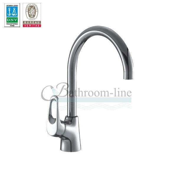Kitchen Tap Fittings: Faucet Hot Selling Fitting Kitchen Sink Mixer Tap FD-1195B