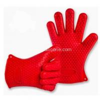 China 2015 High Quality Heat Resistant Silicone grill gloves FYK-2015081303 on sale