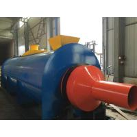 Tubular dryer Quartz sand dryer