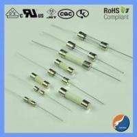 Buy cheap glass Fuse Tubes(3.6*10/4.5*15/5.2*20/6.35*30mm ) product