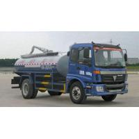 Buy cheap Oman fecal suction truck product