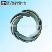 Buy cheap E&H004Rare Earth Arc Motor Magnets from wholesalers
