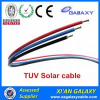 Buy cheap China Tinned Copper Conductor XLPE Insulation & Sheath TUV Solar Cable 4mm2 product