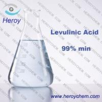 China LA047 Pesticide Intermediates Levulinic Acid Manufacturer Chemical Raw Material SupplierLA047 on sale