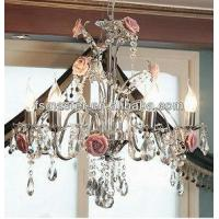 Buy cheap Rose crystal droplight product
