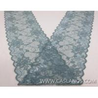 Buy cheap Ultra light weight floral lace fabric LCF22554FN product