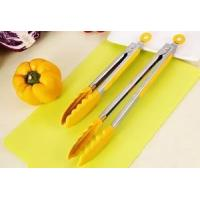China Hot selling heat resistance silicone food clip function of food tongs on sale