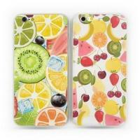 Buy cheap 2016 New Arrival fruit Design Soft Silicone TPU Mobile Phone Accessory Back Cover for iPhone 6S product